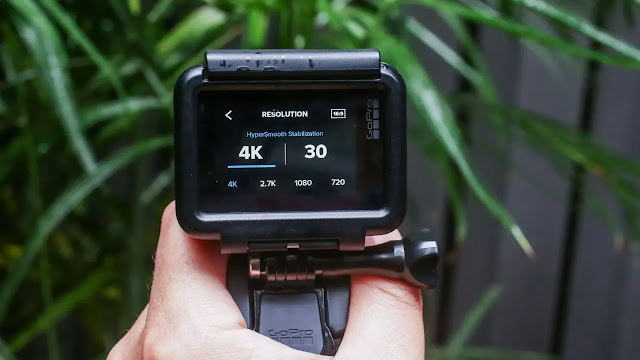 kualitas foto dan video action cam