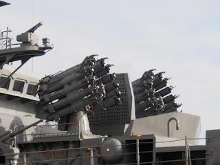 RBU-6000 |  Peluncur Roket Anti Kapal Selam