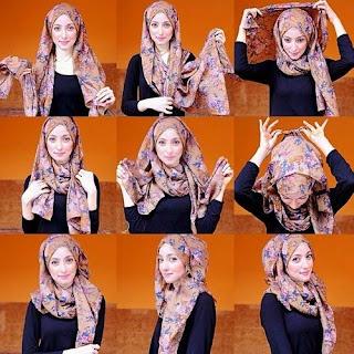 Tips Memakai Hijab Simple dan Cantik Untuk Pemula