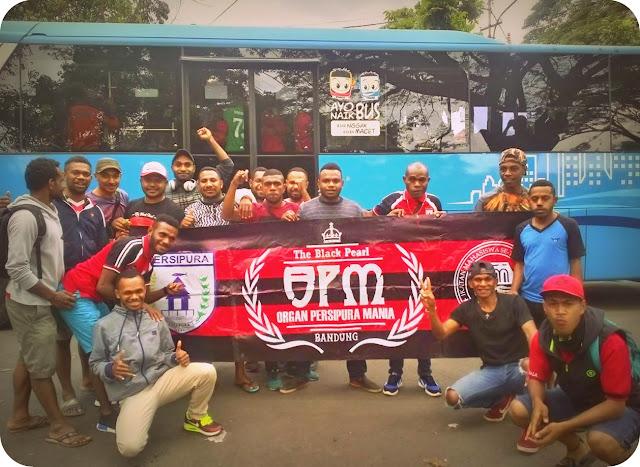 IMASEPA Jawa Barat Pertanyakan Penahanan Spanduk OPM