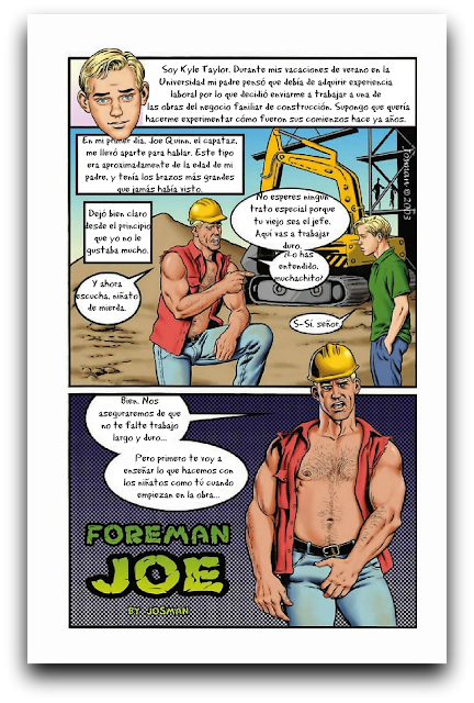 3000. FOREMAN JOE (BY JOSMAN)