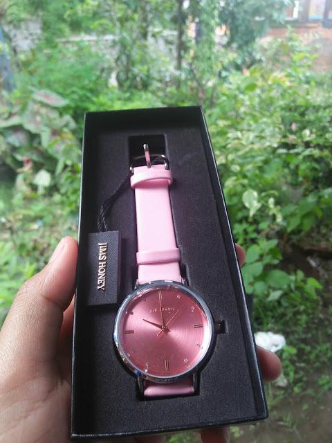 Jimshoney Timepiece 8123