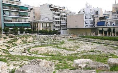 Εγκρίθηκαν οι μελέτες ανάδειξης του Αρχαίου Θεάτρου Ζέας