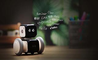 CUBROID ARTIBO Cara Seru Membuat Robot AI