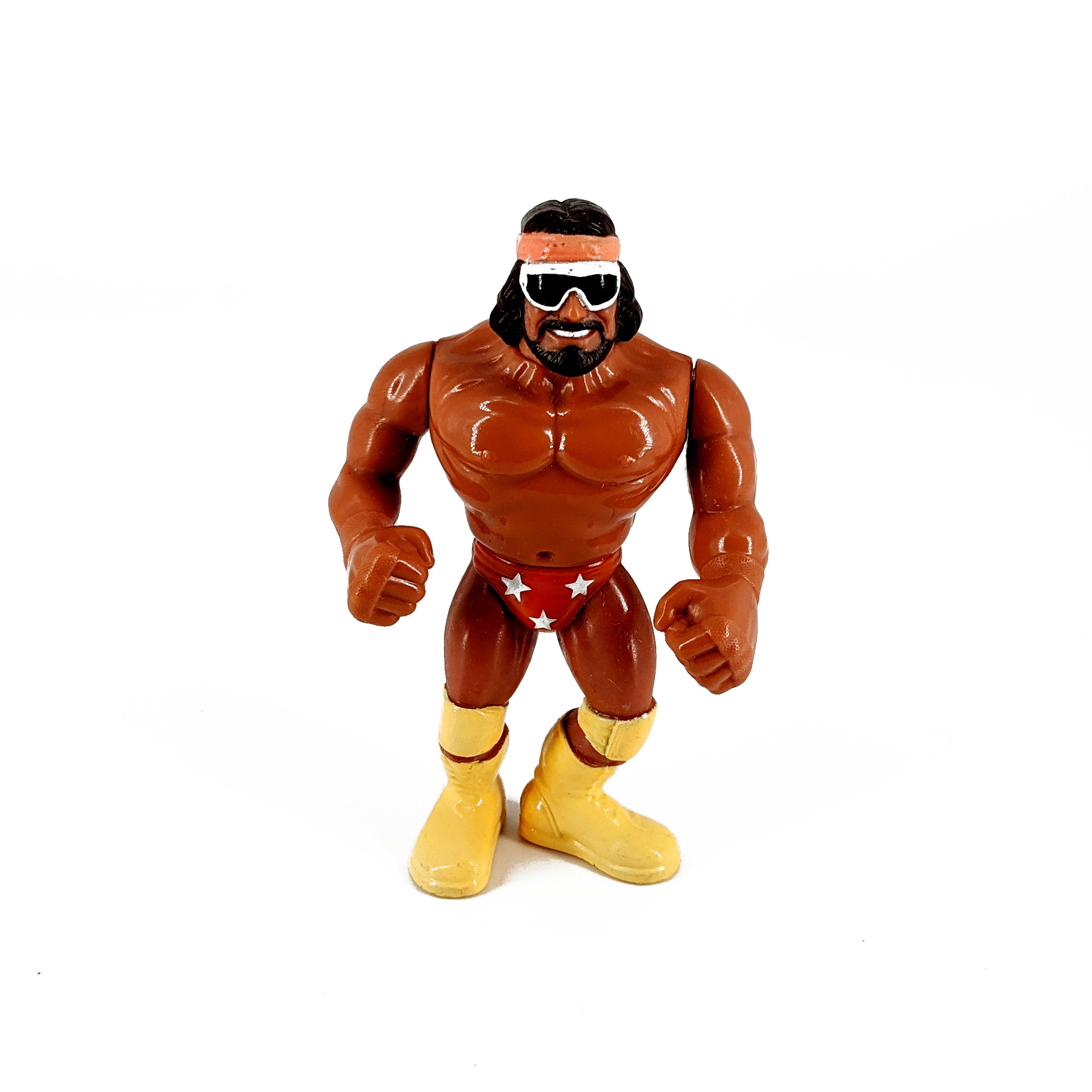 Figuras Pressing Catch WWF Macho Man