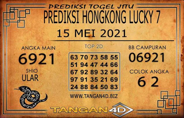 PREDIKSI TOGEL HONGKONG LUCKY 7 TANGAN4D 15 MEI 2021