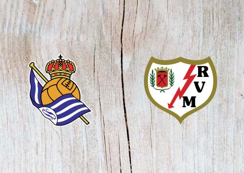 Real Sociedad vs Rayo Vallecano - Highlights 25 September 2018