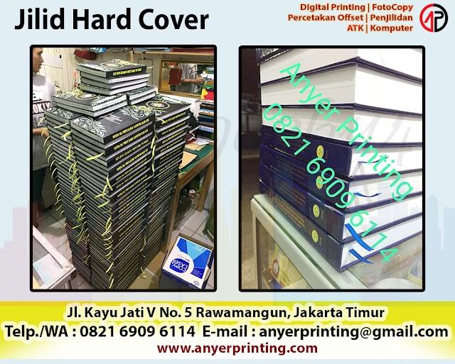 Jilid Hard Cover Rawamangun Murah dan Express