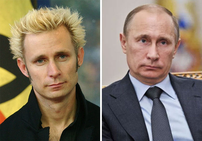 Hilarious Life Progress Pictures Posted Online That Made Us Laugh Out Loud - Mike Dirnt From Greenday Quit His Rock'n'roll Life And Became A Politician
