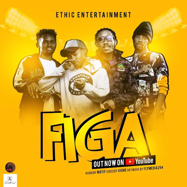 Figa By Ethic Hits 1 Million Views On YouTube