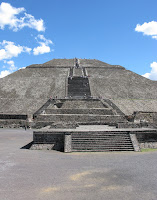 Pyramid of the Sun - Mexico