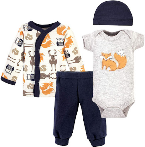 Cute Funky Funny Unisex Baby Clothes