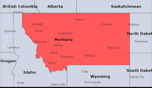 Montana Eyaleti Neresi