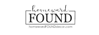 diy home decor projects and inspiration from homewardFOUND decor