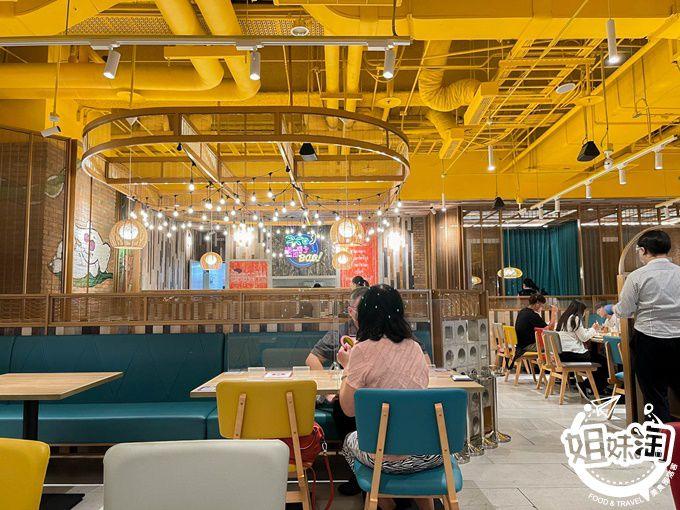 高雄泰式餐廳推薦饗泰多,直送泰國Siam市區泰式美味