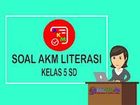 Contoh Soal AKM Literasi SD kelas 5 dan Kunci Jawaban