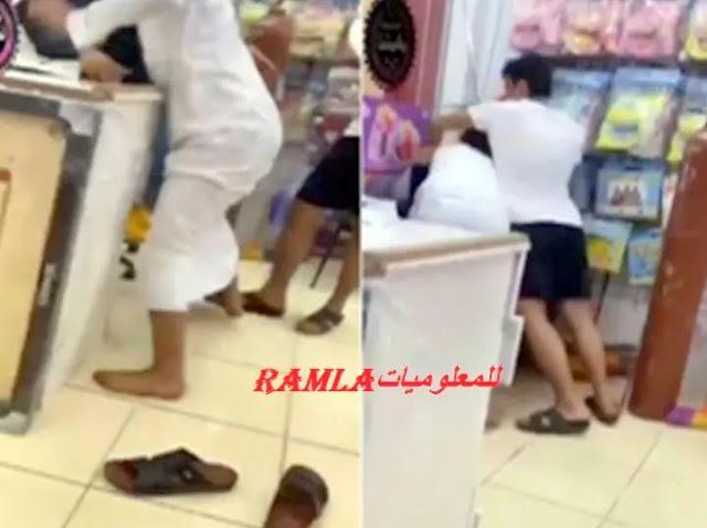 الاعتداء الوحشي على مصري بالكويت، الاعتداء على مصري