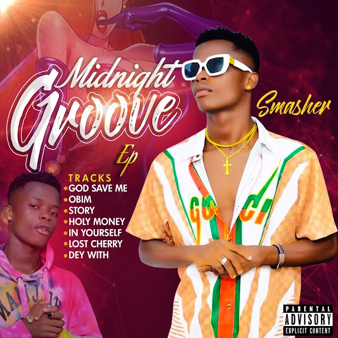 DOWNLOAD EP: Smasher _Midnight Groove