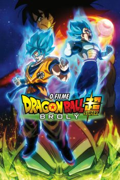 Dragon Ball Super: Broly Torrent - BluRay 720p/1080p Dual Áudio
