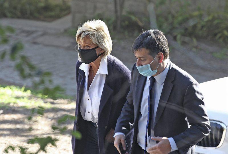 Abogados de Hernán Calderón hijo denuncian a Gendarmería