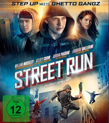 Poster Of Hollywood Film Street Run (2013) In 300MB Compressed Size PC Movie Free Download At worldfree4u.com