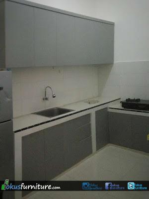 Kitchen set di kelapa gading
