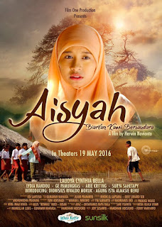 Download Aisyah: Biarkan Kami Bersaudara (2016) HDTV Full Movie