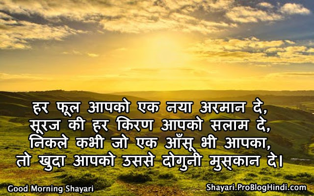good morning funny shayari
