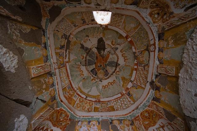 Ihlara valley, chiese rupestri-Cappadocia