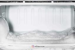 Tips Cara Menghilangkan Bunga Es di Freezer Kulkas, Ternyata Gampang Banget!