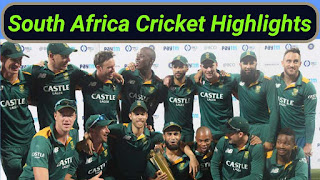 South Africa Cricket Highlights Videos