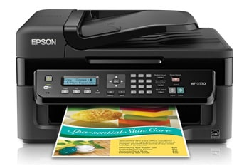 Epson WorkForce WF-2530WF Driver