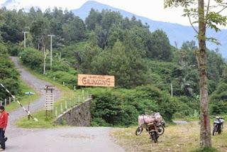 Daftar Tempat Objek Wisata Alam Terindah 2018 (Galunggung)
