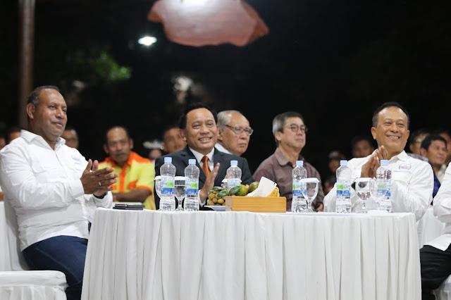 PBVSI Management West Kalimantan Province Inaugurated