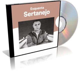 CD Esquenta Sertanejo – Só As TOPs (Outubro 2017)