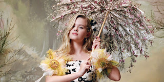 Ava Phillippe Photo Shoot For Rodarte Fall 2018 ready To Wear Collection