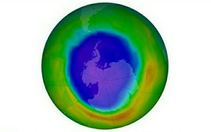 Faktor Penyebab Rusaknya Lapisan Ozon