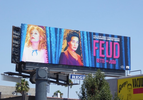 Feud Bette Joan Emmy nominations billboard