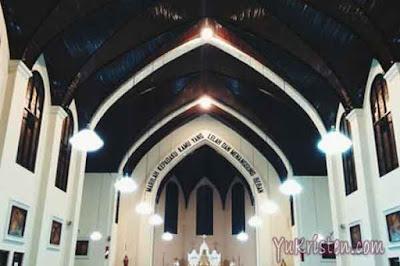 katedral santo petrus bandung