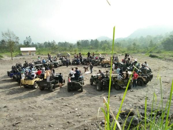 Wisata Lava Tour Merapi Setelah Corona