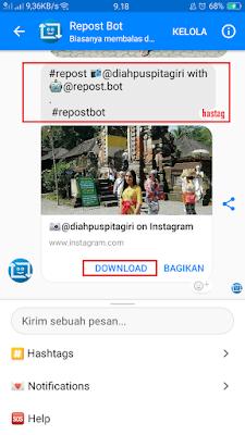 Cara Repost Foto dan Video Instagram Tanpa Aplikasi