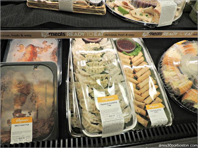 Super Bowl LII: Bandejas Aperitivos Supermercado