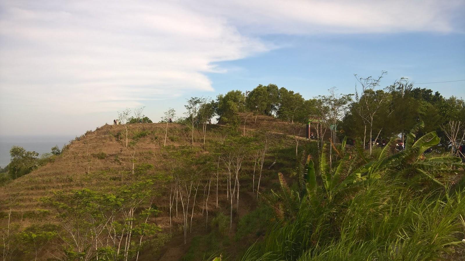 Puncak Gunung Tugel