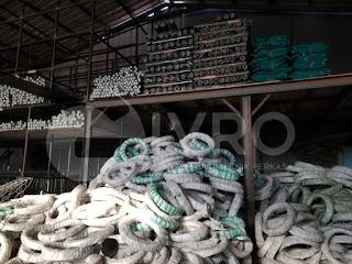 Jual Kawat Silet Harga Pabrik