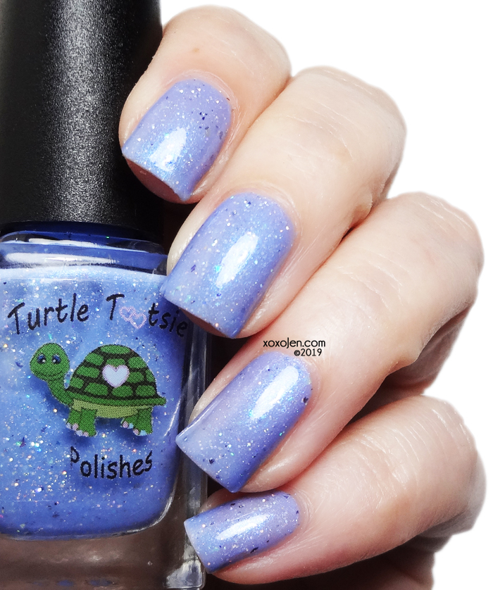 xoxoJen's swatch of Turtle Tootsie Up In The Clouds