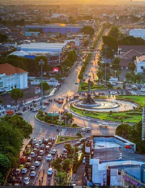 Taman Tugu Muda Semarang
