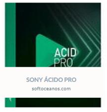 Descargar SONY ÁCIDO Pro Para Windows
