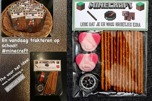 Minecraft Traktatie