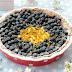 Blaubeer-Lemoncurd Tarte