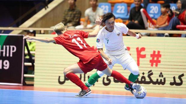 Berikut Kunci Timnas Futsal Indonesia Ke Semifinal 2019